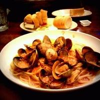 Photo taken at Angelo Pietro Restaurant by Karissa K. on 12/22/2011