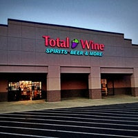Photo taken at Total Wine & More by Antoine L. on 7/27/2012