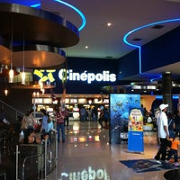 Photo taken at Cinépolis by jose b. on 7/8/2012