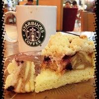 Photo taken at Starbucks by pandam on 8/10/2012