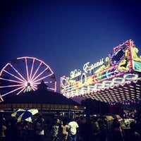 Photo taken at Rye Playland by Lindsey D. on 8/25/2012