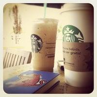 Photo taken at Starbucks by Alina P. on 5/10/2012