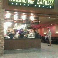 Photo taken at Noodle Express by prevuew k. on 6/2/2012