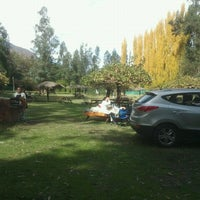 Photo taken at Camping el Toyo by Guillermo S. on 5/1/2012