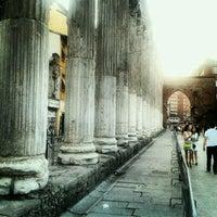 Foto scattata a Colonne di San Lorenzo da Francesco D. il 7/20/2012