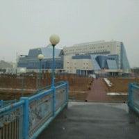 Photo taken at СурГУ by Сашка Р. on 4/16/2012