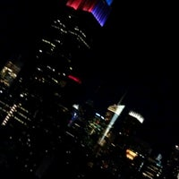 Photo taken at The Rooftop Of 39 East 29th St Ny Ny by brett c. on 6/24/2012