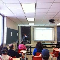 Photo taken at Meeman Journalism Building by Jessica G. on 3/22/2012
