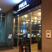 Photo taken at FIKA Swedish Coffee Break by Cloudia J. on 2/18/2012