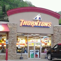Photo taken at Thorntons Inc by Rebecca S. on 4/21/2012