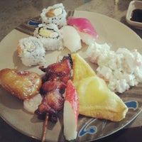 Photo taken at Tokyo Buffet & Seafood by Emily S. on 6/20/2012