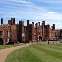 Photo prise au Château de Hampton Court par Anne-marie S. le9/8/2012