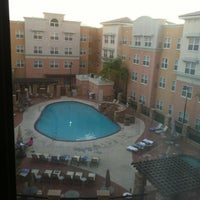 Photo taken at SpringHill Suites Phoenix Glendale Sports & Entertainment District by Dumptruck on 4/6/2012