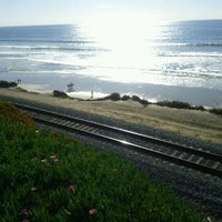 Photo taken at Del Mar Bluffs by RaleighWhatsUp on 2/4/2012