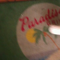 Photo taken at Paradise Grille by Myra C. on 7/22/2012