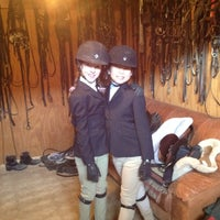 Photo taken at Los Angeles Equestrian Center by Caroline D. on 2/18/2012