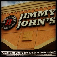 Photo taken at Jimmy John's by Zane A. on 3/20/2012