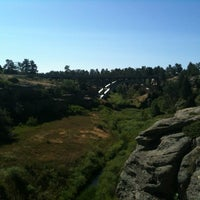 Photo taken at Castlewood Canyon State Park by Adrianne K. on 7/21/2012