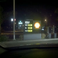 Photo taken at Shell by May S. on 8/9/2012