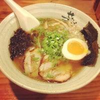 Photo taken at Ramen Setagaya by ♈ Red S. on 4/15/2012