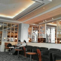 Photo taken at United Club by Anderson A. on 7/24/2012