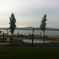 Photo taken at Velence Resort & Spa**** by Dora S. on 5/7/2012
