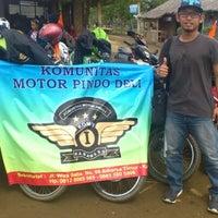 Photo taken at Pantai Pakis Jaya by kreez J. on 6/10/2012