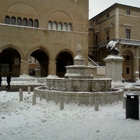 Photo taken at Fontana della Pigna by Cirdan il Timoniere on 2/12/2012