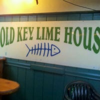 Photo taken at Old Key Lime House by Rebecca M. on 7/28/2012