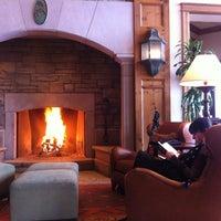 Photo taken at Park Hyatt Beaver Creek Resort & Spa by Jeremy A. on 2/14/2012