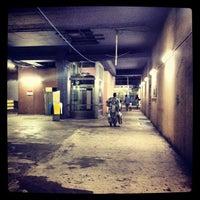 Photo taken at Rogier (MIVB / STIB | De Lijn) by Mélissa M. on 8/12/2012