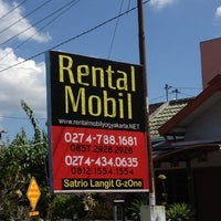 Photo taken at Rental mobil (Satrio langit transport) by Angkasa N. on 5/10/2012