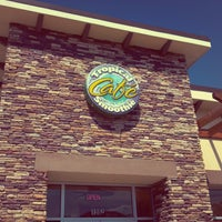 Photo taken at Tropical Smoothie Cafe by Dieter S. on 2/29/2012