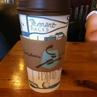 Photo taken at Caribou Coffee by John on 6/9/2012