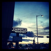 Photo taken at Chipotle Mexican Grill by Dominick M. on 4/26/2012