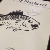 Photo taken at Holy Mackerel by Derek S. on 4/19/2012