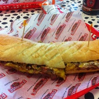Photo taken at Firehouse Subs by TJ on 2/10/2012
