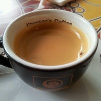 Photo taken at Chester's Coffee by Nooim J. on 7/8/2012
