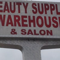 Photo taken at Beauty Supply Warehouse by Sheila V. on 5/4/2012