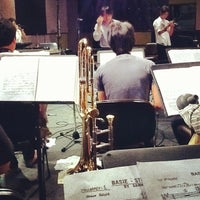 Photo taken at The Conservatory of Music by Kriangkrai S. on 5/23/2012