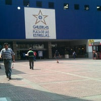 Photo taken at Galerías Plaza de las Estrellas by Raul on 5/25/2012