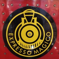 Photo taken at Expresso Magico by Erick on 7/1/2012