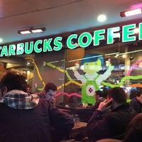 Photo taken at Starbucks by Ali İhsan A. on 2/13/2012
