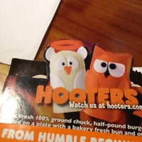 Photo taken at Hooters by Ernest B. on 8/26/2012