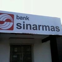 Photo taken at Bank Sinarmas by Adhry J. on 8/26/2012