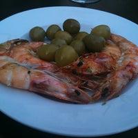 Photo taken at Salitre Restaurante by Natalia on 8/19/2012