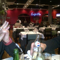 Photo taken at La Grilla by Tobias V. on 7/24/2012