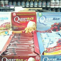 Photo taken at Nutrimart-Parkway Plaza by Eric G. on 4/15/2012