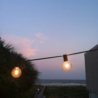 Photo taken at Huck's Lowcountry Table by Christina M. on 7/25/2012