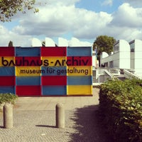 Photo taken at Bauhaus-Archiv by Paul v. on 9/13/2012